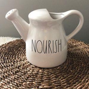 🌸RAE DUNN🌸 Nourish Watering Can